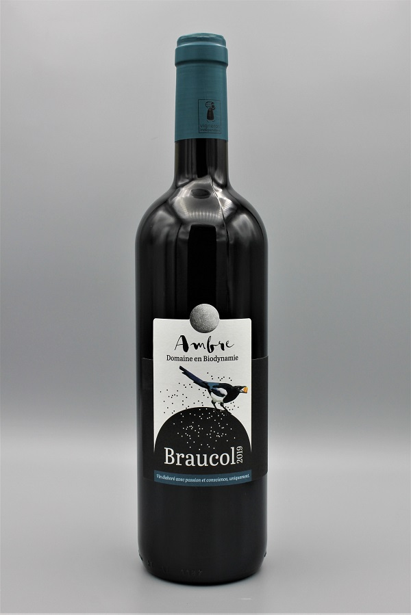 domaine Ambre biodynamie vin rouge naturel monocépage braucol - Tarn 81